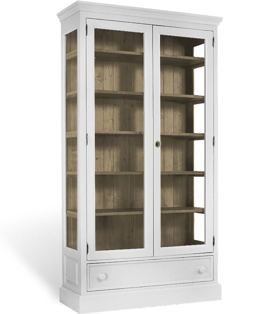 Vitrine - bookcase finishing ?ii - ?v maraskino.eu.